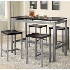 black dining room table set black dining room sets for less overstock