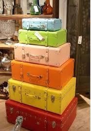 62 best vintage luggage trunks images on pinterest vintage