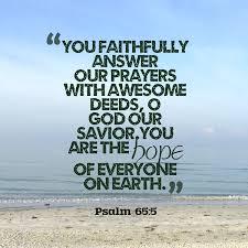 ten bible verses hope christin ditchfield