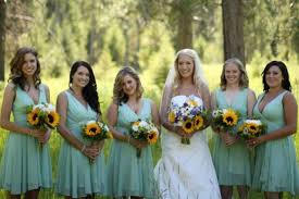mint bridesmaids dresses country wedding mint boots karly and