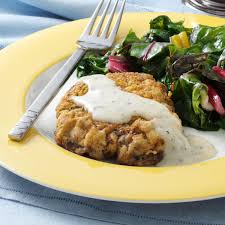 country fried steaks recipe taste of home