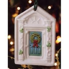 belleek ornaments a milestone or meaningful occasion with a
