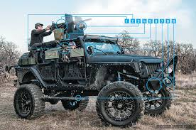 jeep wrangler bandit starwood motors bug out jeep wrangler texas instruments recoil