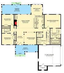 One Story House Plans With Bonus Room 75 Best House Plans Images On Pinterest Country House Plans