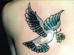 dove tattoos designs ideas meanings and pictures tatring