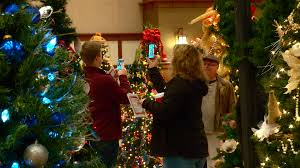 hospitality solutions supports the festival of trees hospitality
