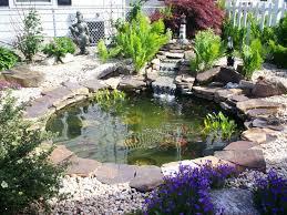 pond decorating ideas