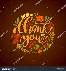 happy thanksgiving card design leaves fruits stock vector