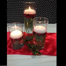 Live Christmas Centerpieces - designs by lisa decorating your dream event