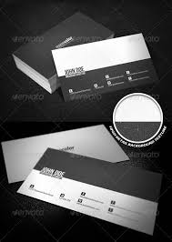 Minimal Design Business Cards 17 Ready To Print Minimalist Business Card Templates