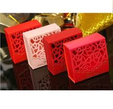 candy boxes wholesale die cut hollow carved wedding candy box wholesale gift boxes buy