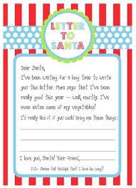 santa letter template get a free dear santa letter template best