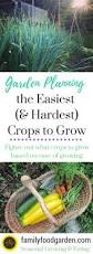 easiest u0026 hardest crops grow in your garden
