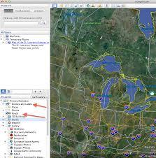 Google Maps Michigan by Lesson 1 Google Maps And Google Earth U2013 Geospatial Historian