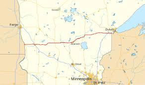 Mn State Park Map by Minnesota State Highway 210 Wikipedia