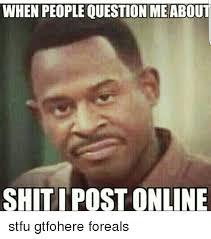 Stfu Meme - 25 best memes about nasty memes nasty memes