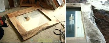 how to frame a floor rustic length mirrors wood frame floor mirror ed reclaimed