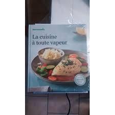 beau livre de cuisine la cuisine à toute vapeur de thermomix format beau livre