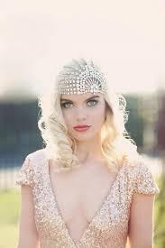 great gatsby headband jewels deco deco headpiece headpiece 1920s