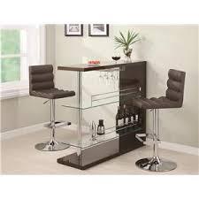 Contemporary Bar Table Coaster Bar Units And Bar Tables Black Bar Table Fmg Local