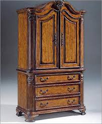 Furniture Armoire Wardrobe Armoire Furniture Antique Wood Bedroom Armoires Wardrobes
