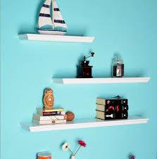Hanging Floating Shelves by Wall Floating Shelves Installation 6 Steps