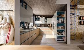 cuisines industrielles cuisines industrielles start laqué brillant contrastant avec