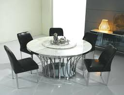 dining table with rotating dining table and chairs zagons co