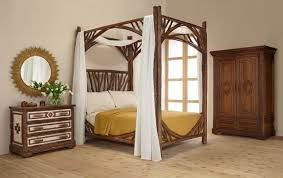 Mirrored Canopy Bed Mirrored Canopy Bed Bonners Furniture