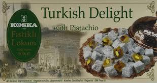 amazon com turkish delight hazelnut pistachio coconut koska