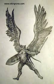 more on max payne tattoos u2013 valkyrie wings