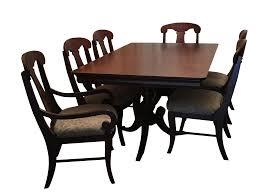 bassett chateau marseille dining set chairish