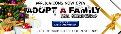 adopt a family program operation ward 57 supporting wounded