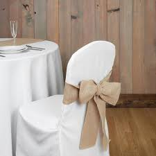 rustic wedding decorations for sale hot sale 100pcs burlap chair sashes naturally jute chair