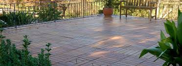 Composite Patio Pavers by Wood Deck Tiles U0026 Porcelain Pavers For Roof Decks U0026 Outdoor Flooring