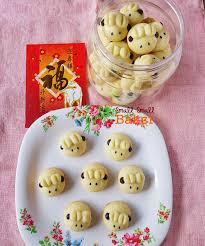 small small baker 羊年吉祥 一 sheep design melt in mouth german