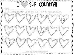 skip counting by 2s worksheet worksheets