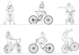 Cool Cad Drawings People Dwg Models Cad Blocks Autocad Files Free Download