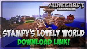 Stampy Adventure Maps Minecraft Xbox 360 Stampy U0027s Lovely World Remake Download Link