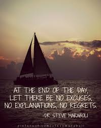 Words Of Comfort In Time Of Loss Quotes About No Regrets 73 Quotes