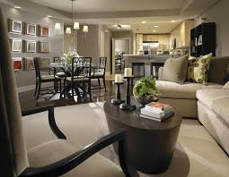 New  Open Plan Living Dining Room Design Decorating Design Of - Living and dining room ideas