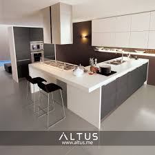 kitchen design lebanon alineal system by euromobil made in italy www altus me kitchens