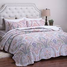King Size Quilt Coverlet King Size Quilts Clearance Amazon Com