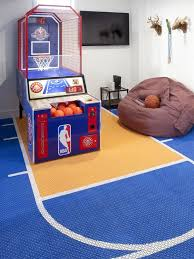 Basketball Room Decor Room Awesome Decorating Ideas For Playrooms And