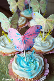 pirate fairy cupcakes and my favorite buttercream frosting recipe