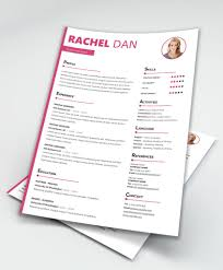 photo resume template enrich free creative resume template doc maxresumes