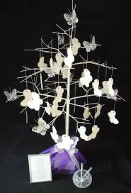 wedding wish tags wishing tree alternabrides