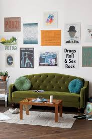 Turquoise Tufted Sofa by 74 Best Green Sofa Images On Pinterest Home Green Couches And