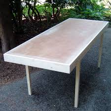 Solid Core Door Desk Door Table 5 Steps With Pictures