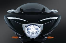 led headlight ring strip light victory motorcycle parts for